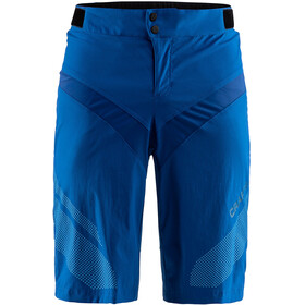 Craft Route XT fietsbroek kort Heren blauw